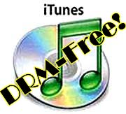 drm free in itunes