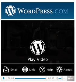 video of wordpress.com