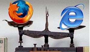 IE contro Firefox: la guerra dei browser riparte