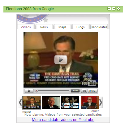 google-election-gadget