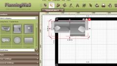 Planningwiz disegna la tua casa online e in modo gratuito for Disegna piani architettonici online gratuitamente