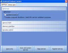 Rebootservice