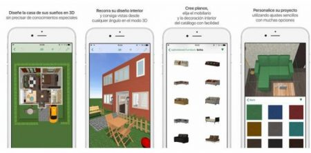 Planner 5d app gratuita per il design di interni for Planner 5d design d interni