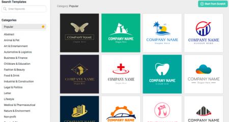 DesignEvo: metodo facile e gratuito per creare il logo di un sito o blog