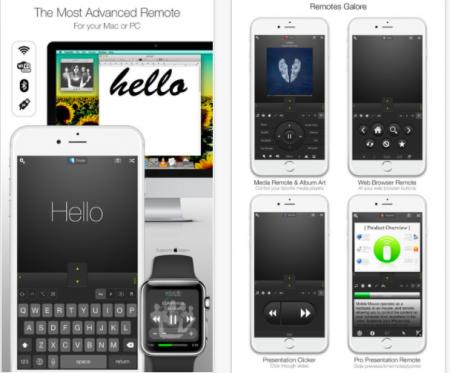Con Mobile Mouse Remote lo smartphone diventa un comando remoto