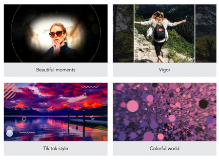 LightMV: tool gratuito per creare eleganti video a partire da foto