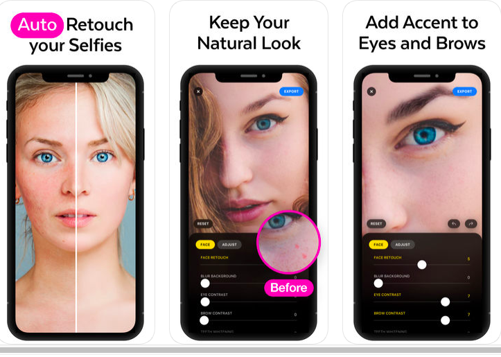 Lensa: l'app per la correzione automatica dei selfie con l'Intelligenza Artificiale