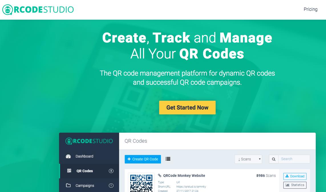QRcode.studio: creazione e gestione dei codici QR