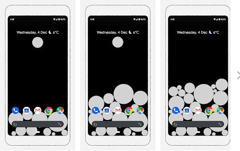 Activity Bubbles: app gratuita che induce a passare meno tempo sullo smartphone
