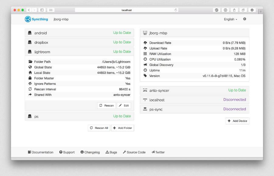 Sincronizzazione facile dei file tra vari dispositivi con Syncthing