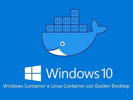 Come installare Docker Desktop per applicazioni di containerizzazione