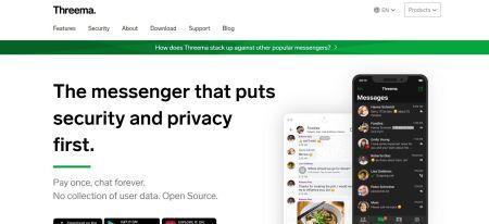 Threema: un messenger che garantisce la privacy
